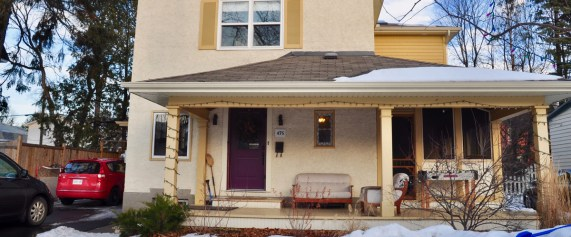 475 Athlone Ave. underwent a thoughtful renovation that added space for a growing family.