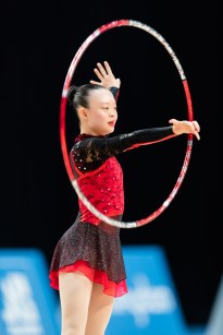 McKellar Park resident Kimana Mar won seven gold medals at the Special Olympics World Games held March 14-21 in United Arab Emirates. Photo courtesy of Special Olympics Canada.
