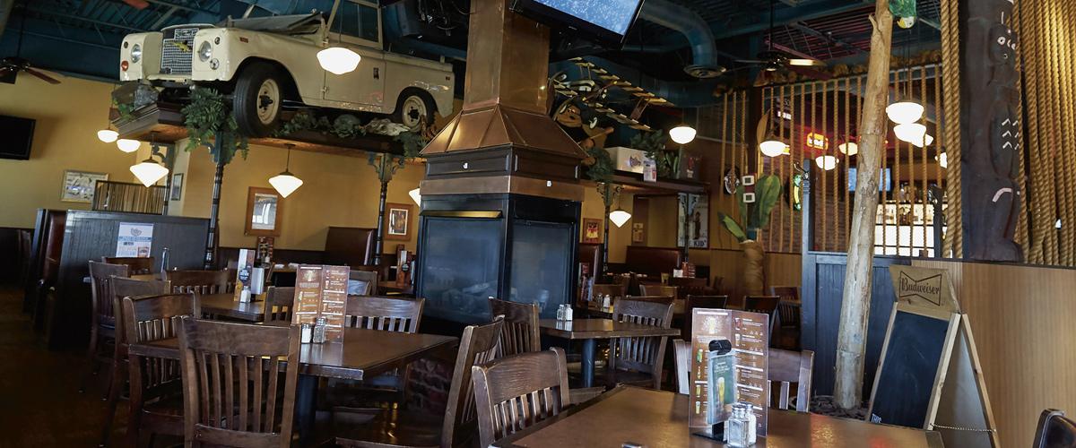 Monkey Joe's Bar and Grill, Ottawa