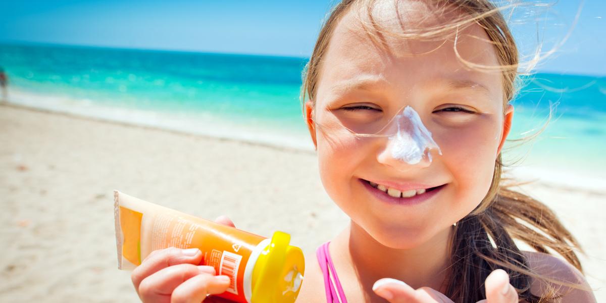 Have a sun-safe summer!