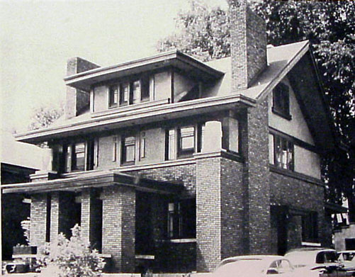 Connors House on Huron