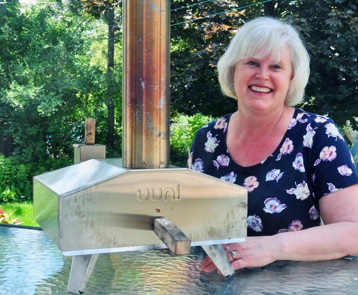 Paula Roy, food writer, Ottawa