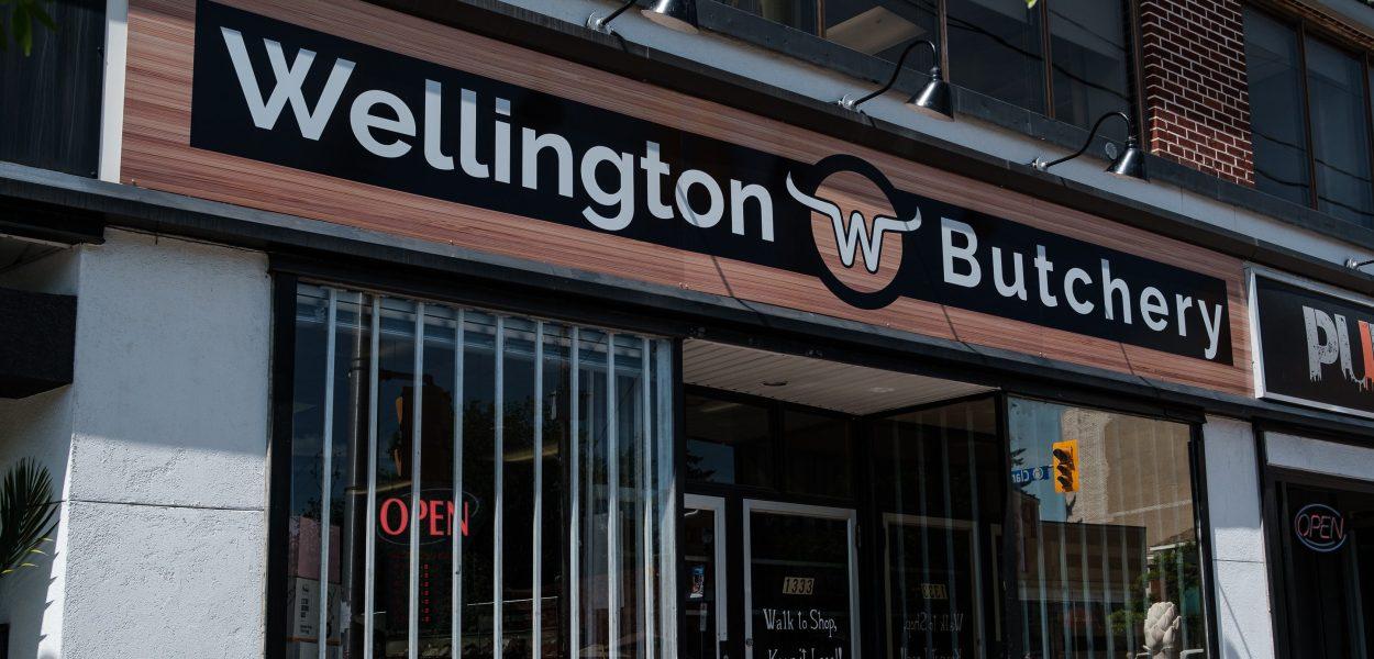 Wellington Butchery