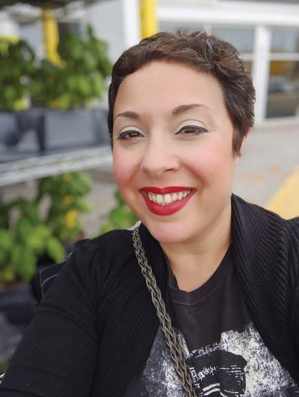 A headshot of Pamela Naymark.