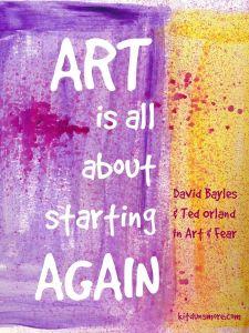ArtStartAgain
