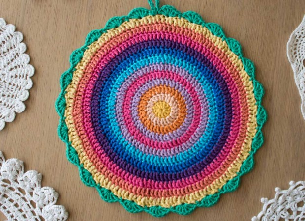Standard Mandala by Marinke Slump