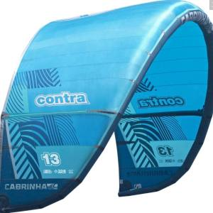 Cabrinha Contra 2019 LW in C2 blau