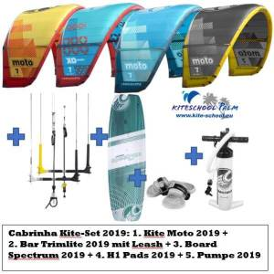 Cabrinha Kite Bundle 2019