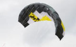 Ozone Imp Trainer Kite