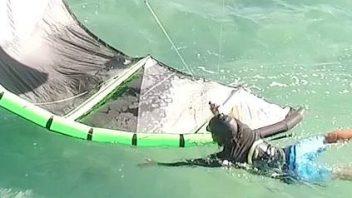 Kitesurfing Self-Rescue Kitesurfing Lessons Perth