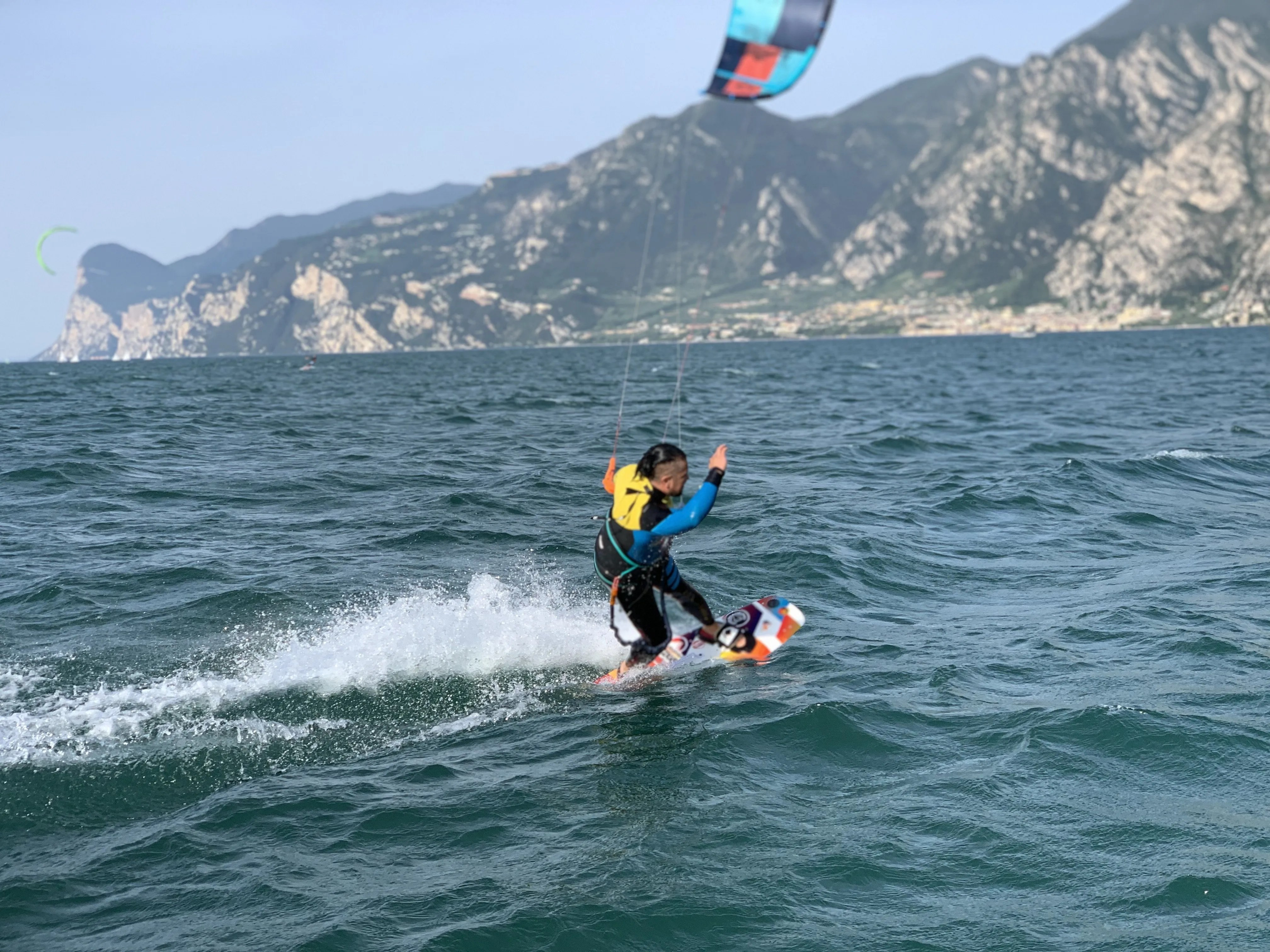 Lezioni Private Kitesurf