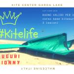 video della scuola kite a malcesine