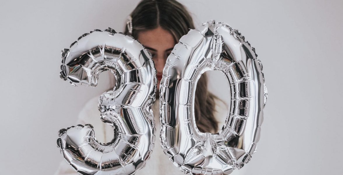 30 Things You Might Not Know About Me For My 30th Birthday