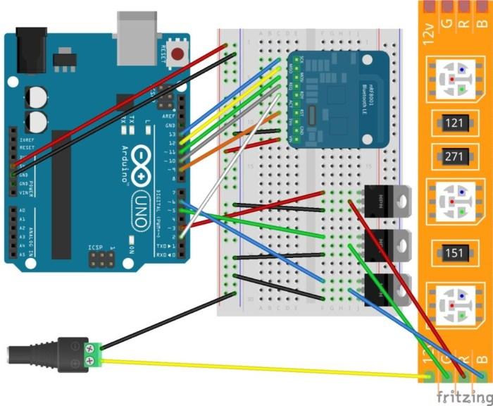 LightShow_Arduino_Wiring_BLE