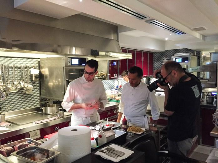 In cucina con Giancarlo Perbellini