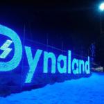 【ダイナランド】遅い時間までナイターが出来る幻想的な夜のスキー場