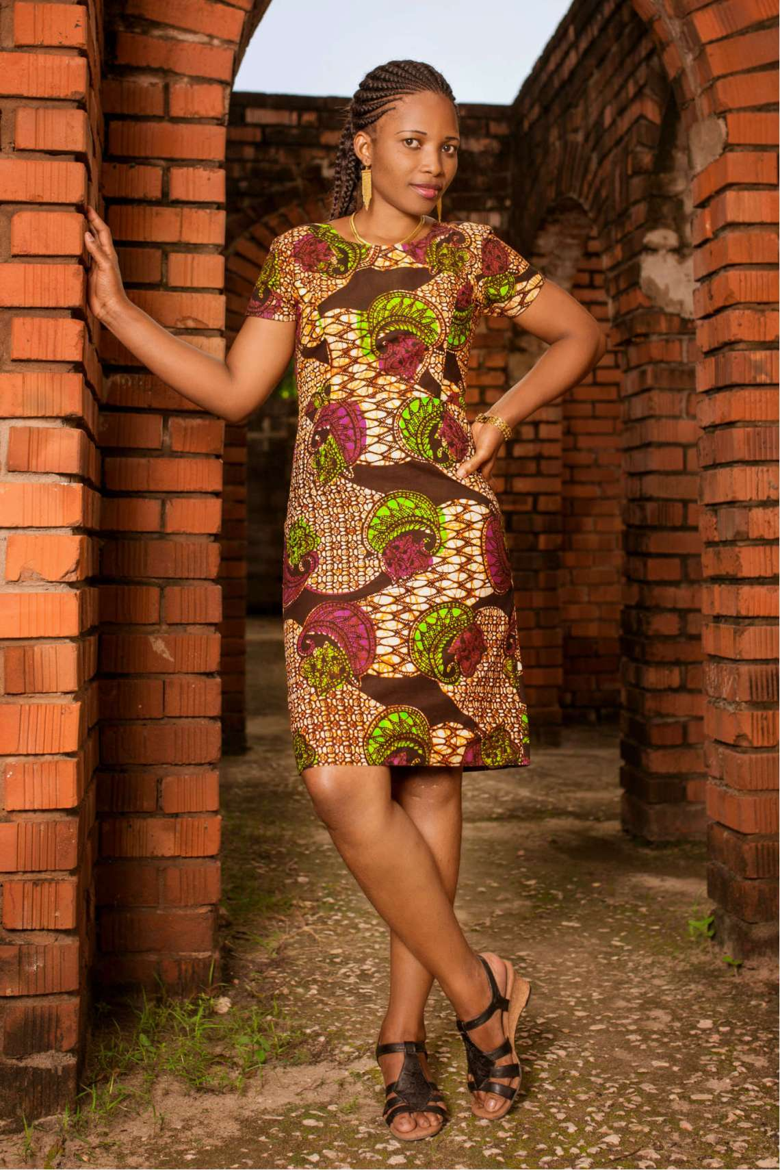 Top 5 African Print Fashion Dresses in the UK