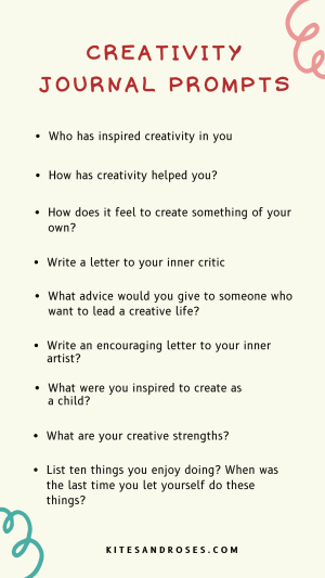 Creative writing journal ideas argument essay prompts