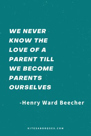 Quotes parents love 17 Parents