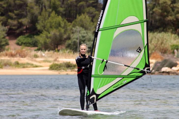 windsurfing lessons algarve