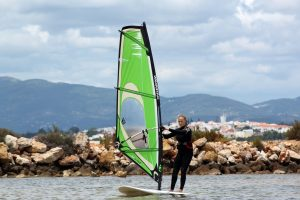 Algarve windsurf