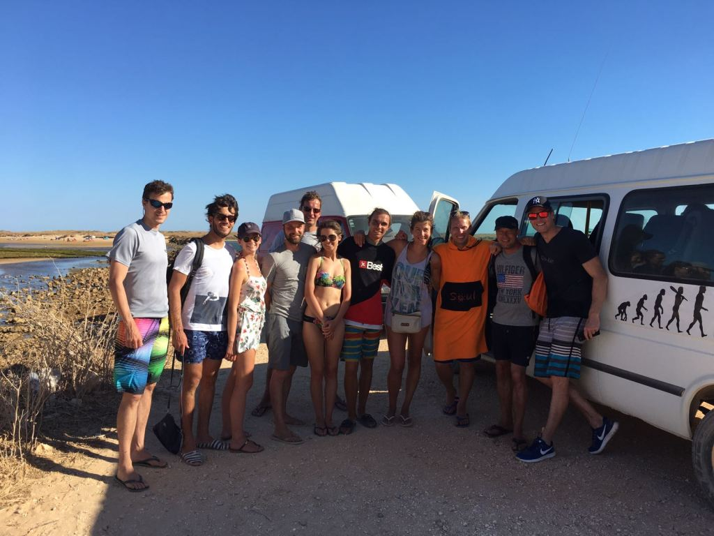 Algarve kite camp