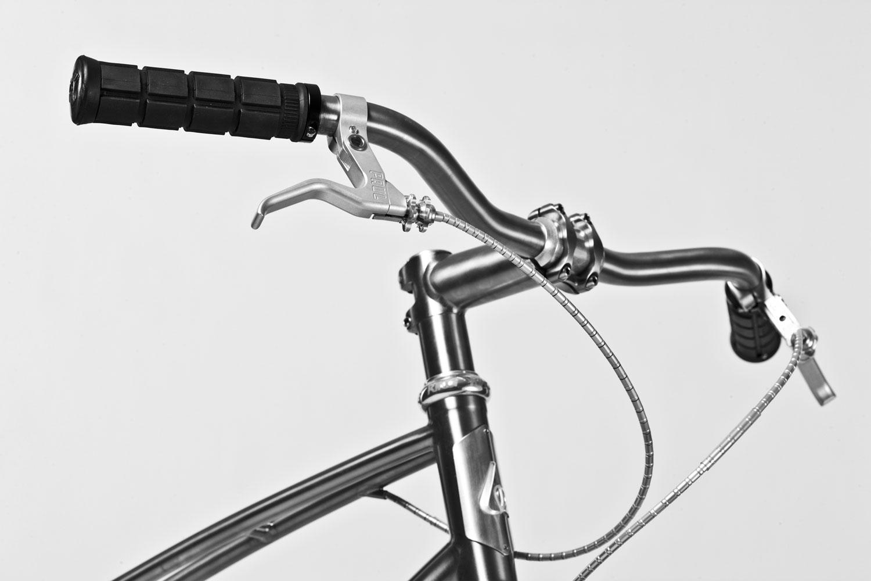 Dream Bike Budnitz Bicycles No 2 Ti Belt Drive 96er