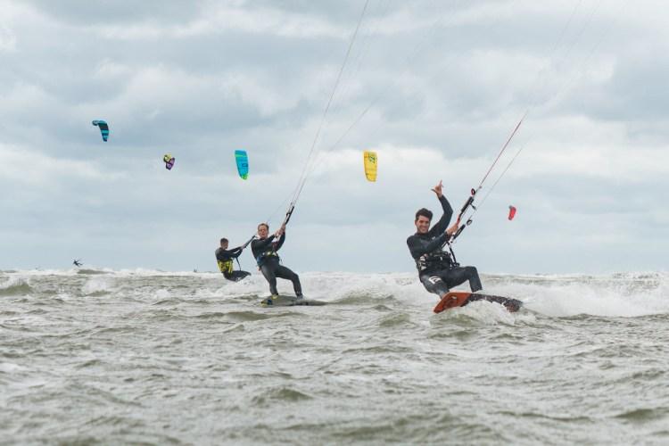Tweedehands kite en kitebar inspectie tips