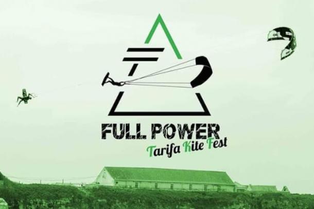 Big Air Kite League world tour stop op Full Power Tarifa Kite Fest