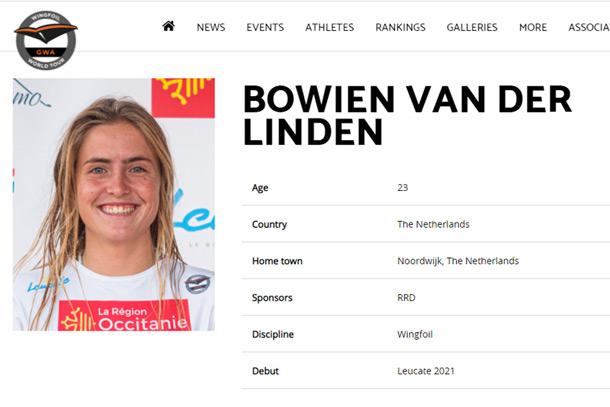 Bowien van der Linden