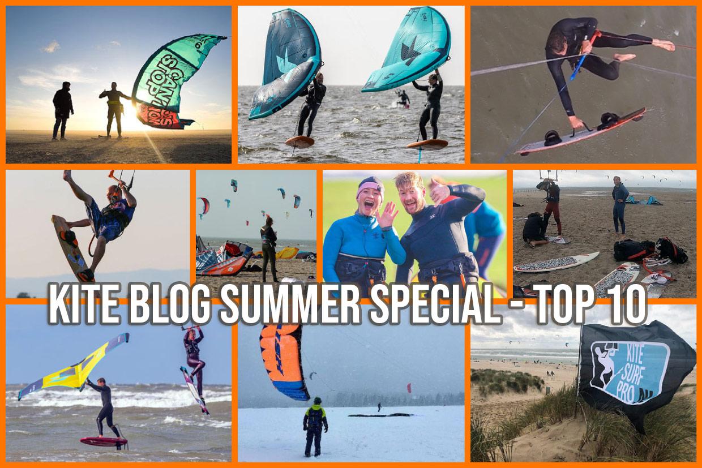 kite blog zomerspecial op kitesurfpro.nl