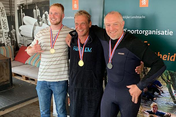 Jeroen Schuurman wint OMK Kitesurfen