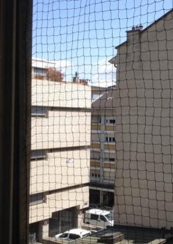 Protection de fenêtre - Genève Paquis