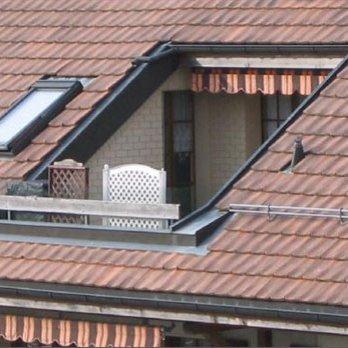 Balcon baignoire