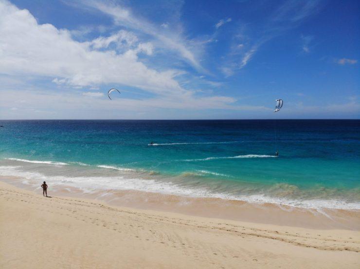 kitespot riu beach sal