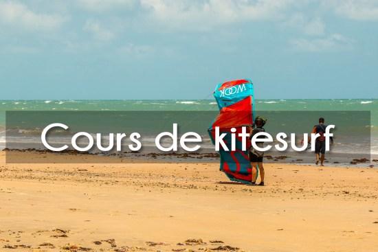 école de kitesurf brésil kitesurf