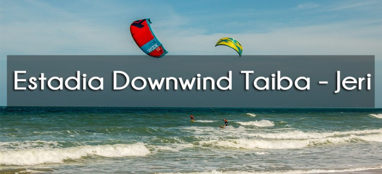 Downwind safari Taiba - Jericoacoara