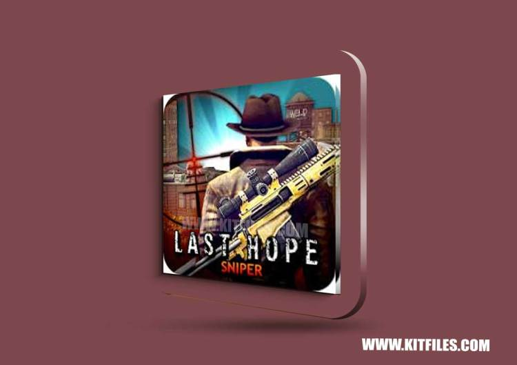 Last Hope Sniper – Zombie War 3.32 Apk + Mod (Money) for Android