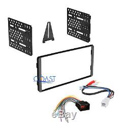 Pioneer Car Radio Stereo 2 Din Dash Kit Harness for 98-UP