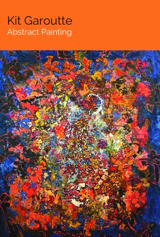 Kit Garoutte - Abstract Painting