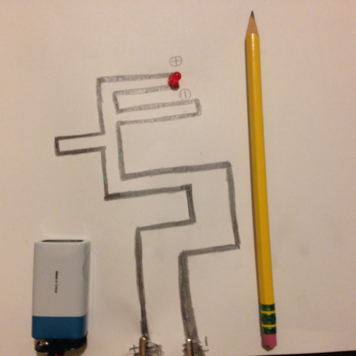 Simple Circuit Board For Kids Simple Electric Circuit Project Kit
