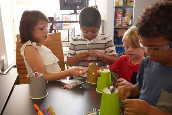 Steam Friday Facilitate Hands- Projects Week - Kithub