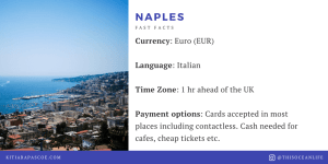 Naples Travel Fast Facts