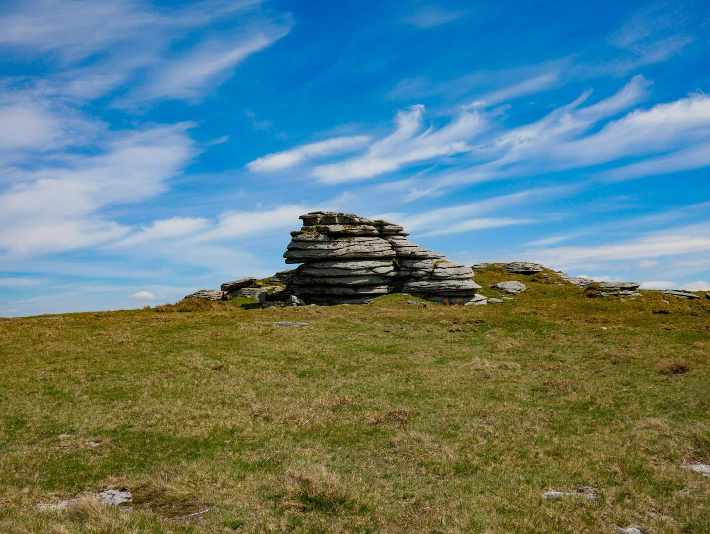 Hiking up High Willhays and Yes Tor: Dartmoor's Highest Point