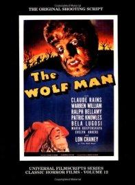 Universal Filmscripts Series - Wolf Man