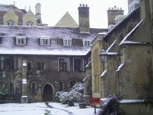 Corpus Christi Old Court, Cambridge
