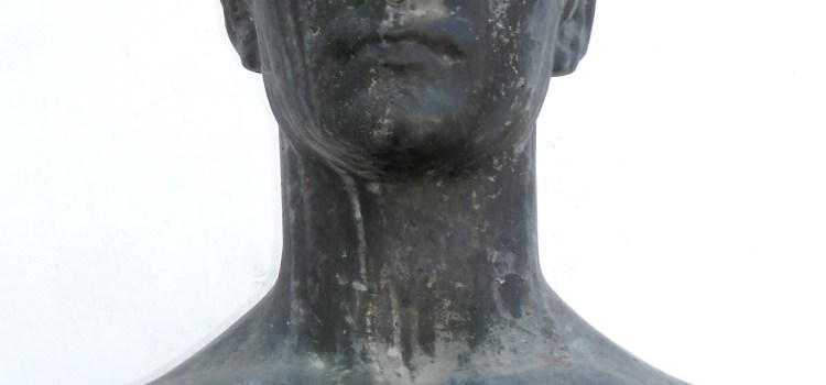 Bust of Lucan from Cordoba