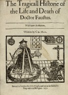 The history of Doctor. John Faustus compyled in verse, very pleasant and delightful (1696)