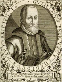 William Perkins engraving