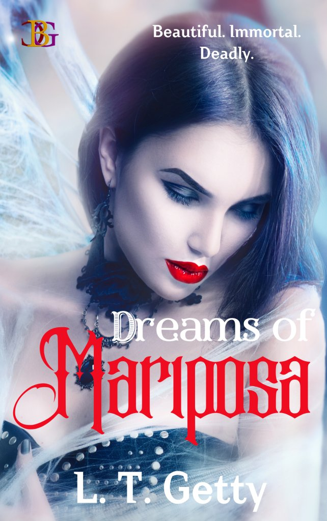 cover of Dreams of Mariposa by L.T. Getty